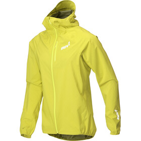 inov-8 Stormshell FZ Waterproof Jacket Men, yellow